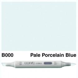 B000 Copic Ciao Pale Porcelain Blue
