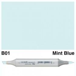 B01 Copic Sketch Mint Blue