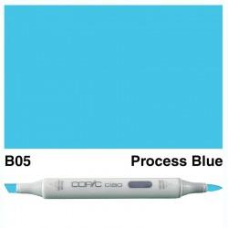 B05 Copic Ciao Process Blue