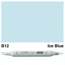 B12 Copic Ciao Ice Blue