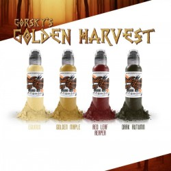 Gorsky\'s Golden Harvest 4pz x 30ml (1oz) - World Famous Ink