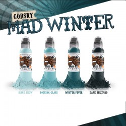 Gorsky\'s Mad Winter 4pz x 30ml (1oz) - World Famous Ink