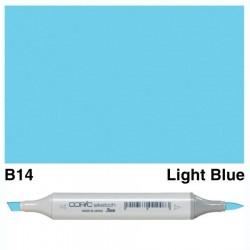 B14 Copic Sketch Light Blue
