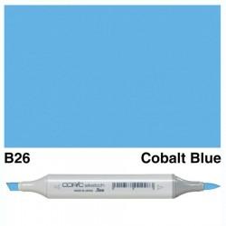 B26 Copic Sketch Cobalt Blue
