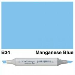 B34 Copic Sketch Manganese