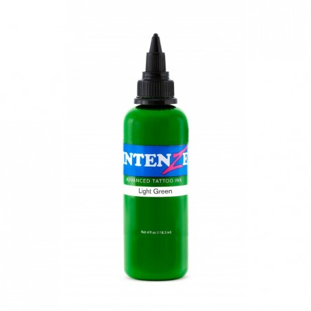 Intenze Ink 30ml - LIGHT GREEN
