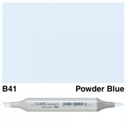 B41 Copic Sketch Bright Powder Blue