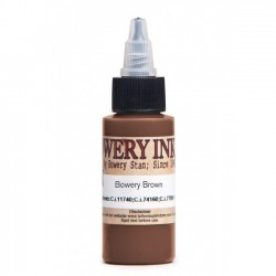 Intenze Inks 30ml -  Bowery BROWN