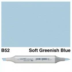 B52 Copic Sketch Soft Greenish Blue