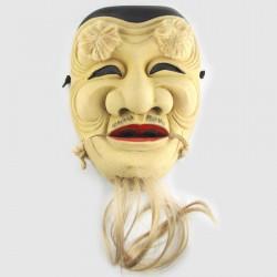 Maschera in Resina Okina Dipinta a mano