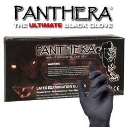PANTHERA M - BLACK LATEX