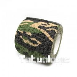 Benda Coadesiva Per Bendaggio Grip - Camouflage Militare