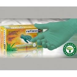 Reflexx 42 - XS Verdi - 100 guanti in lattice