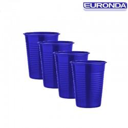 Bicchieri Euronda 100pz - Blu