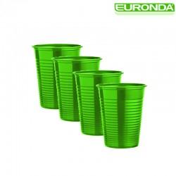 Bicchieri Euronda 100pz - Lime