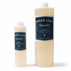 Sunskin Lavender Green Soap 250ml