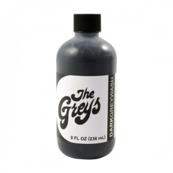 The Greys 4oz 120ml Dark Greywash