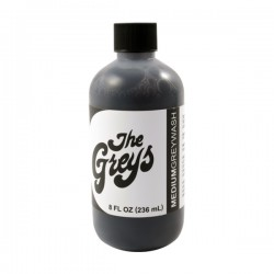 The Greys 4oz 120ml Medium Greywash