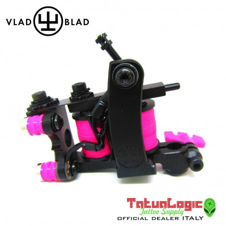Vlad Blad Irons Power Liner Black - Fuxia