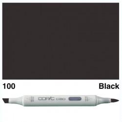 100 Copic Ciao Black