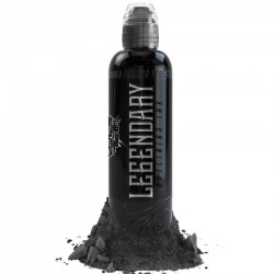 World Famous Ink - Legendary Black Outlining - 120ml (4oz)