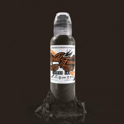 World Famous Ink 30ml - Badlands Brown