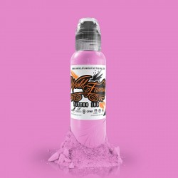 World Famous Ink 30ml - Bali Pink