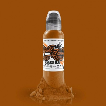 World Famous Ink 30ml - Caramel