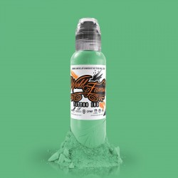 World Famous Ink 30ml - Columbus Seafoam