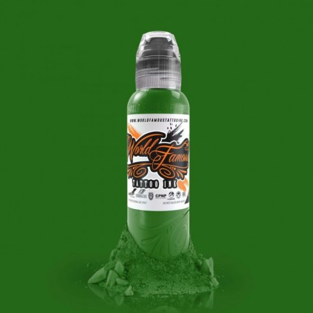 World Famous Ink 30ml - Everglades Green