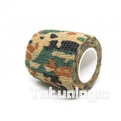 Benda Coadesiva Per Bendaggio Grip - Camouflage Beige