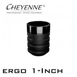 Cheyenne Disposable Grip Hawk Pen - Ergo One Inch - 6pz