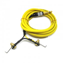 Clipcord Hand Made 2m Yellow
