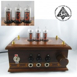 Nixie Tube Power Supply Omen