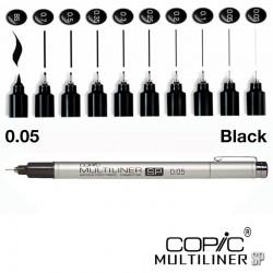 Copic Multiliner SP 0.05 MM