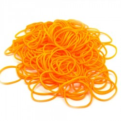 Elastici Arancio 200pz