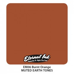 Eternal Ink 30ml - Burnt Orange Earthone
