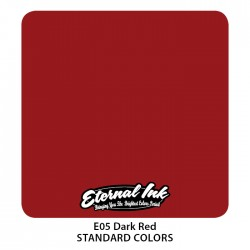 Eternal Ink 30ml - Dark Red