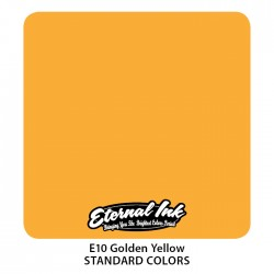 Eternal Ink 30ml - Golden Yellow