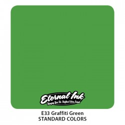 Eternal Ink 30ml - Graffiti Green
