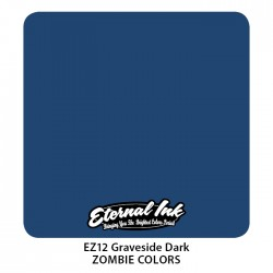 Eternal Ink 30ml - Graveside Dark Zombie