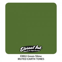 Eternal Ink 30ml - Green Slime