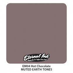 Eternal Ink 30ml - Hot Chocolate