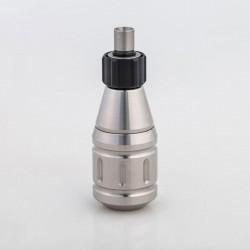 EZ Adjustable Cartridge Grip - Stainless Steel - 32mm
