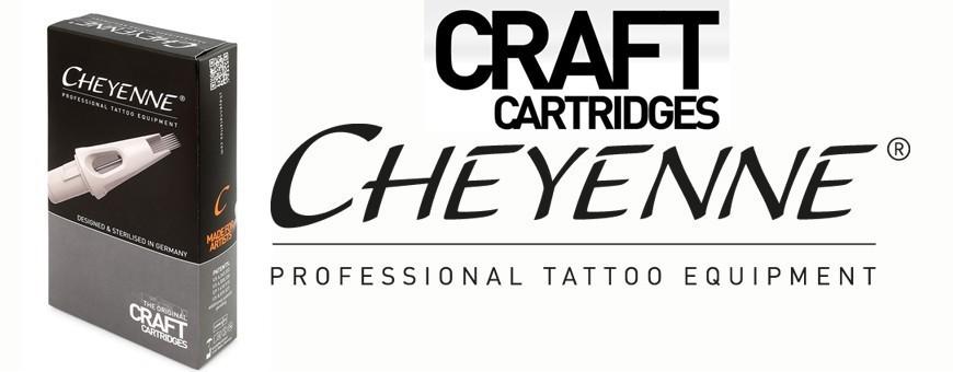 CARTUCCE CHEYENNE HAWK CRAFT