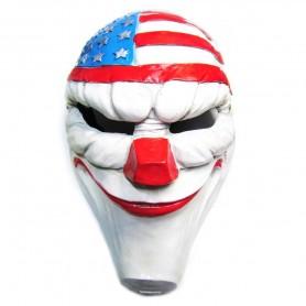 Maschera in Resina Payday 2 svaligiatore di banche