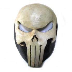 Maschera in Resina Puniisher