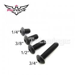 FK IRONS - Hex Button cap Screws 3/4