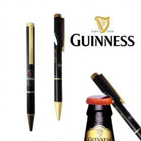 Penna apribottiglie Guinness