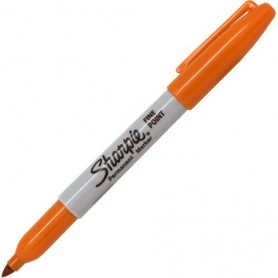 Pennarello Sharpie Fine Orange
